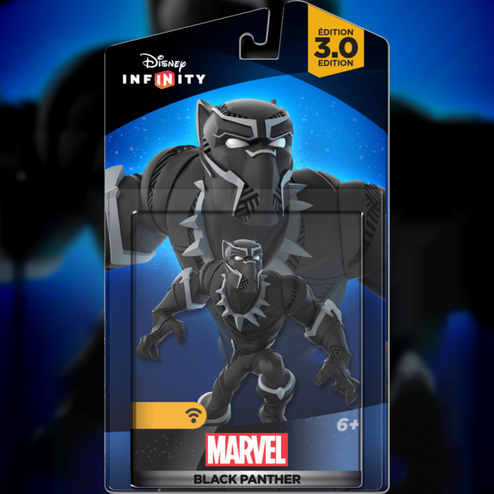 Disney Infinity Black Panther 1